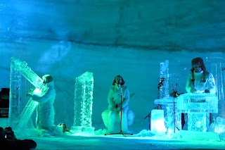 Ice Music Festival In Geilo