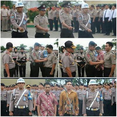 PTDH (Pemberhentian Tidak Dengan Hormat) 13 Personil Polda Lampung Komitmen Kapolda Bersih Internal