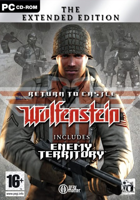 RETURN TO CASTLE WOLFENSTIEN ENEMY TERRITORY: Official Game Direct Free Downkload