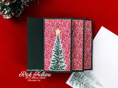 Creative Stampers Christmas in July Tutorial Blog Hop