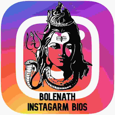 shiv bio for instagram, (2021Latest) - Instagram bio for shivbhakt