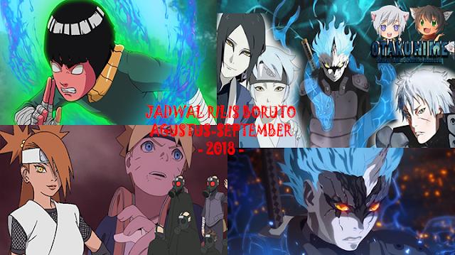 Jadwal Rilis Boruto: Naruto Next Generations