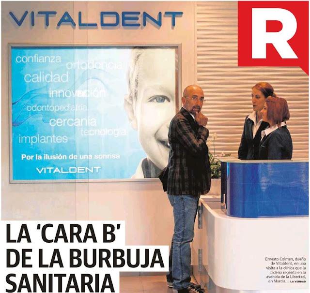 """Salud """"LOW COST"""" en el punto de mira [Dentistas Murcia]"""