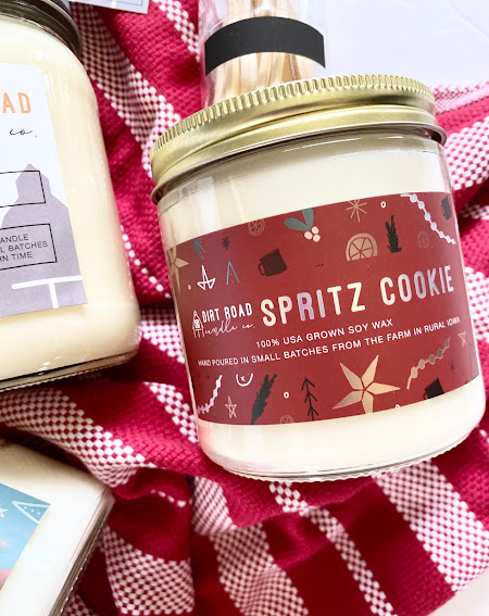 Dirt Road Candle Co. Giveaway: Day 2