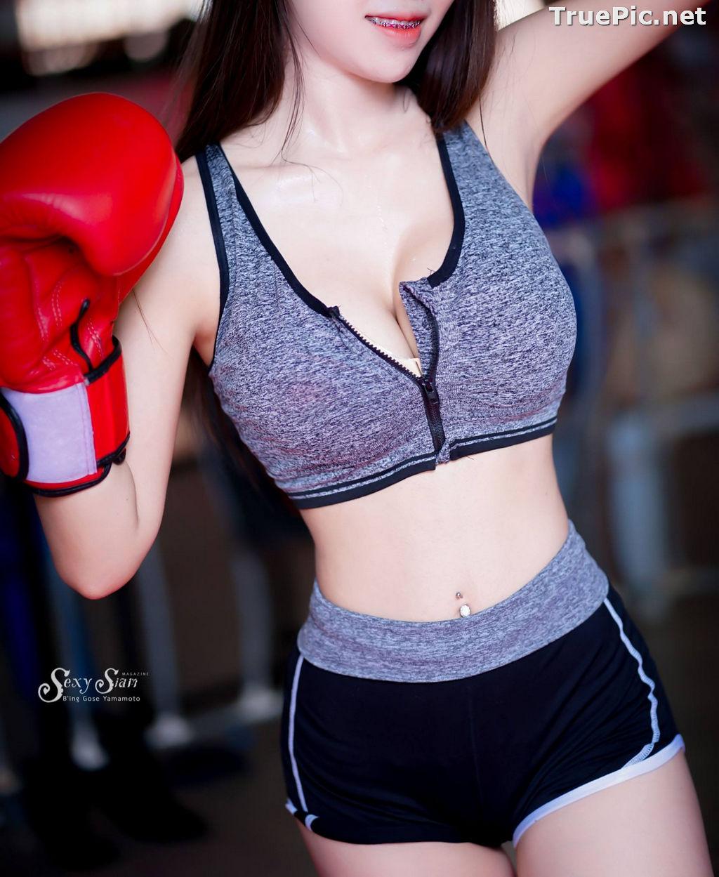 Image Thailand Model - Yotaka Suriya - Sexy Boxing Girl - TruePic.net - Picture-9
