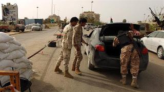 Triple bombing kills 25 in east Libya