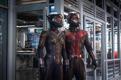 Una imagen de Ant Man y la Avispa