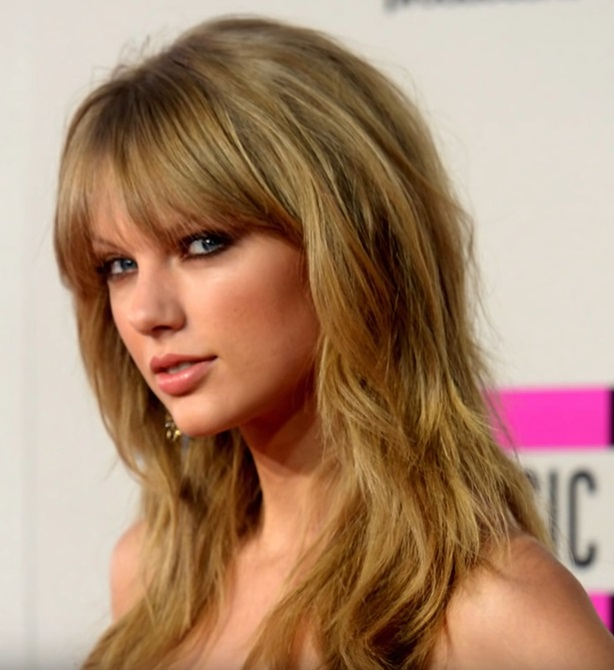 Stylish Hairstyles Get Taylor Swift S Bangs Hairscut At Home