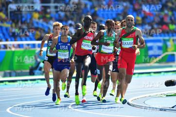 مونديال القوى: تأهل الكعام إلى نصف نهائي 1500 متر وخروج إيكيدر