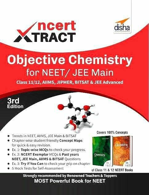 Disha NCERT Objective Chemistry : For JEE and NEET Exam PDF Book