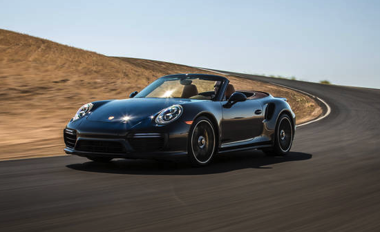 2017 Porsche 911 Turbo S Cabriolet Review