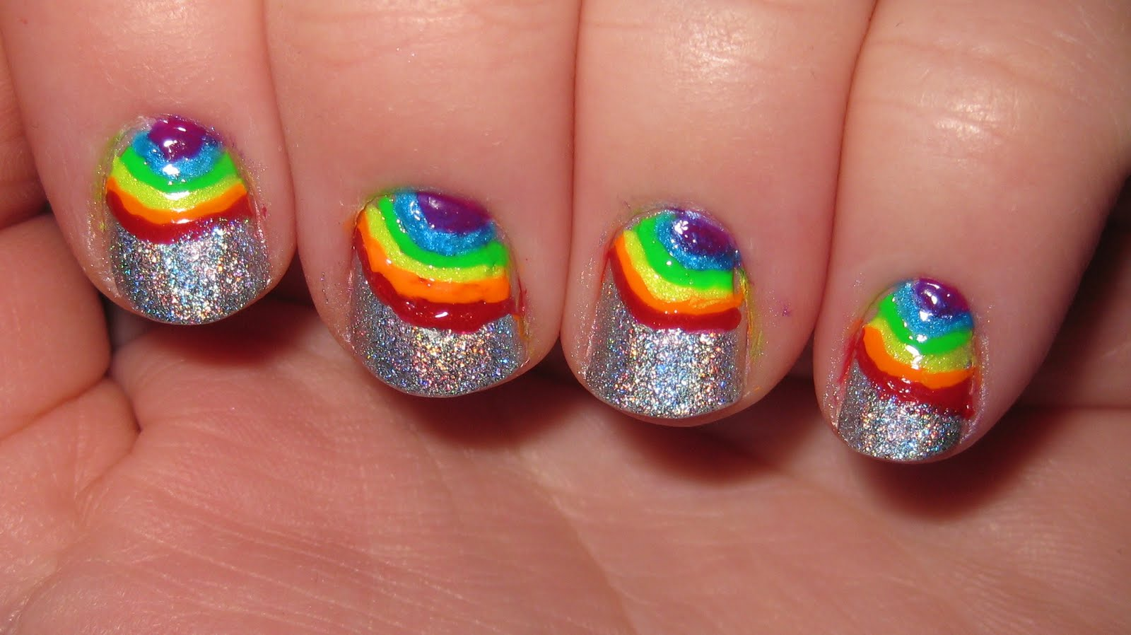 How To Make Cool Nail Designs