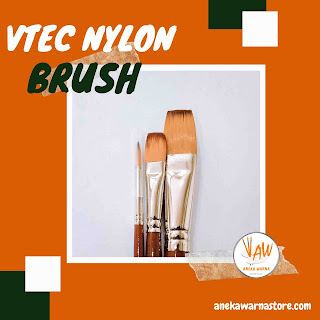 vtec nylon brush
