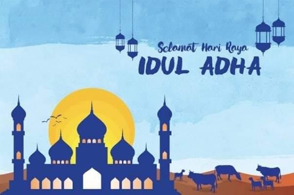 Ketum PP PELTI Rildo Ananda Anwar Ucapkan Selamat Hari Raya Idul Adha 1442 Hijriah