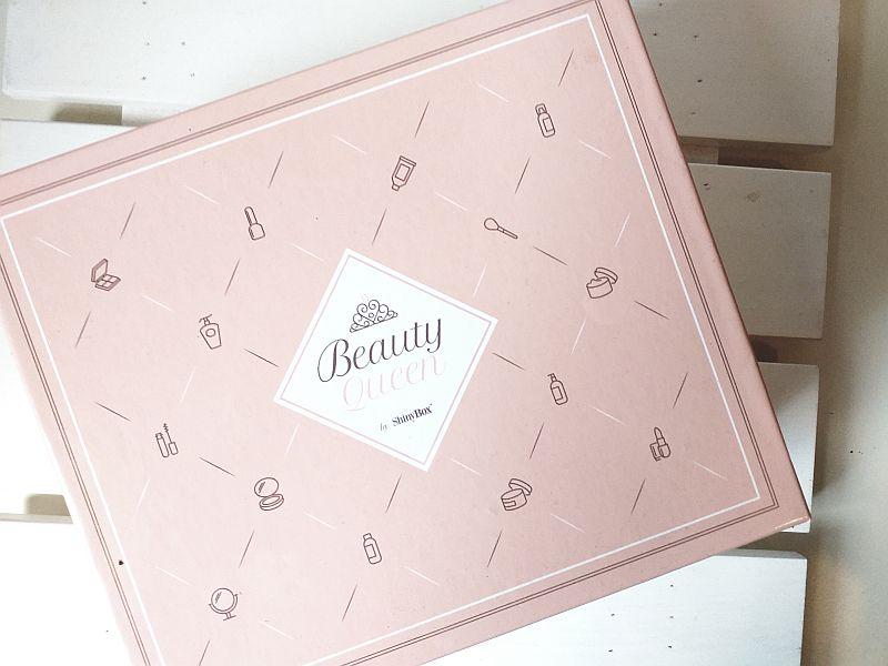 Shinybox marzec 2019 | Beauty Queen