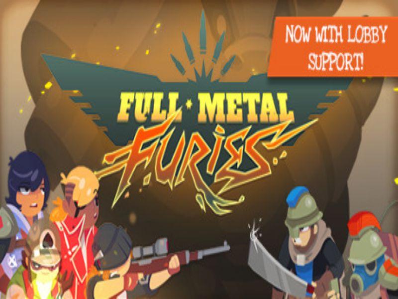 Download Full Metal Furies Game PC Free