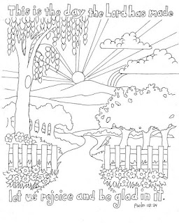 free preschool bible coloring pages printable