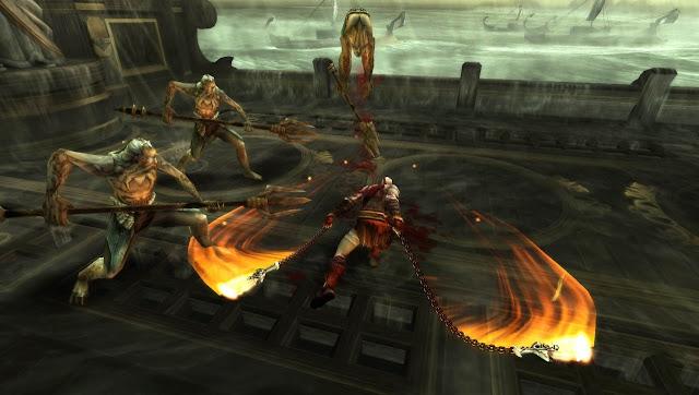 تحميل لعبة God of War Ghost of Sparta