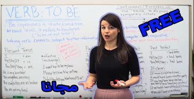 الدورة الشاملة لتعلم اللغة الانجليزية من الصفر الى الاحتراف