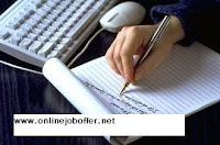 Online Website Content Writer Jobs from home