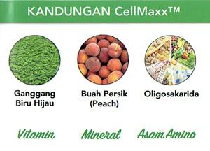 kandungan CellMaxx