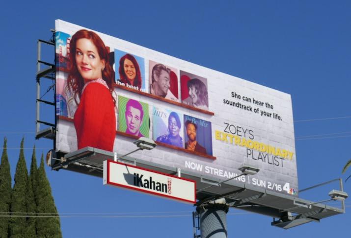Zoeys Extraordinary Playlist series premiere billboard