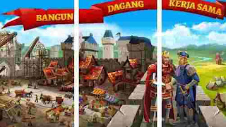 empire four kingdoms Game Kerajaan