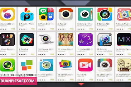 5 Aplikasi Kamera Selfie Zaman Now Bikin Tambah Percaya Diri