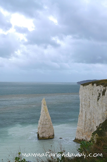 Faraglione Old Harry Rocks