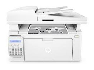 Picture HP LaserJet Pro MFP M130fn Printer Driver Download