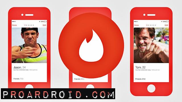 تحميل تطبيق Tinder Apk v9.12.0 نسخة كاملة للأندرويد logo