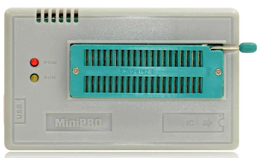DRIVER FOR MINIPRO TL866