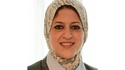 وزيرة الصحة هالة زايد