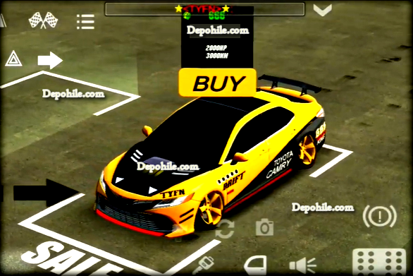 Car Parking Multiplayer 2000HP ve 3000NM Hilesi Yapımı 2020