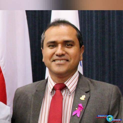 Obidense Dr.  Daniel Vasconcelos é empossado pela 2° vez Vereador em Manaus