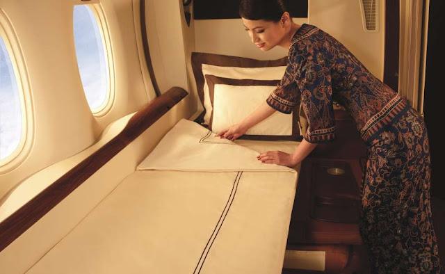Esto cuesta viajar en las cabinas de avión más lujosas