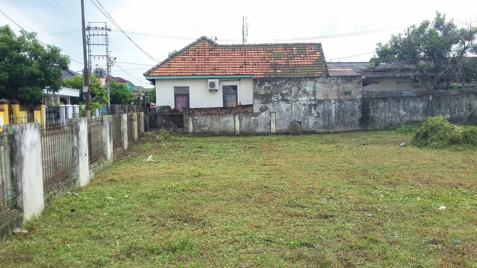 Tanah Dijual Di Palembang: Tanah Kaplingan di Komplek DPR ...
