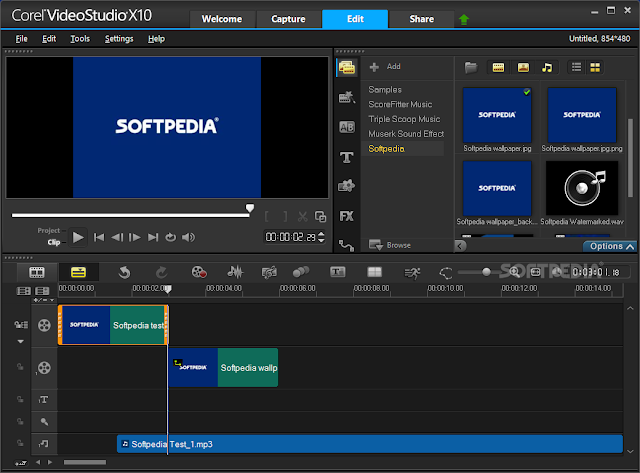 Corel VideoStudio Ultimate full -
