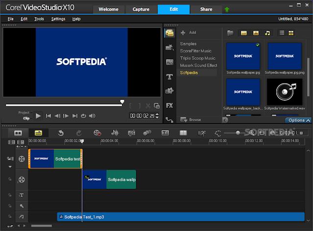 Descargar Corel VideoStudio Ultimate Mega y Mediafire