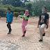 Latihan Upacara Paskibra Kecamatan Dolok Merawan Kabupaten Serdang Bedagai Ditengah Kondisi Pandemi Copid-19