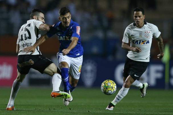 Assistir Corinthians x Cruzeiro hoje ao vivo online
