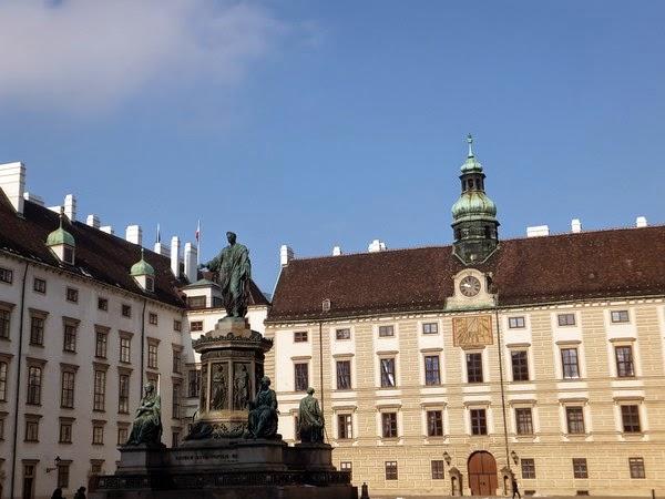 Vienne Wien Innere Stadt Hofburg