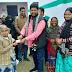 ग्राम प्रधान बंजारेपुर ने 120 लाभार्थियों को दिया गोल्डन कार्ड