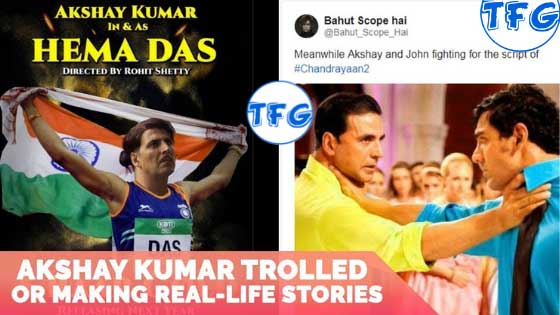 Hilarious Memes On Akshay Kumar Trending On Internet