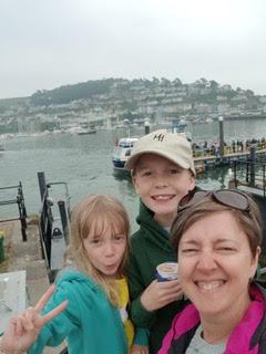 Anna, Charlie & Evie
