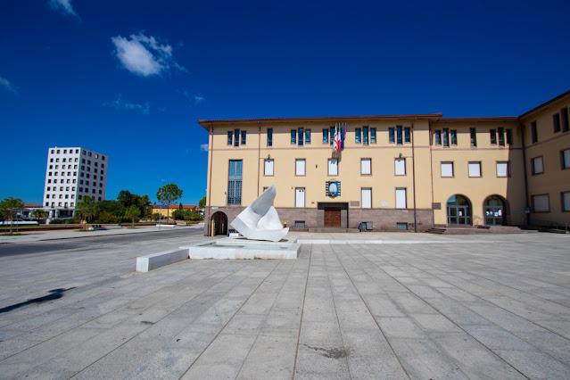 Carbonia-Comune-Piazza Roma