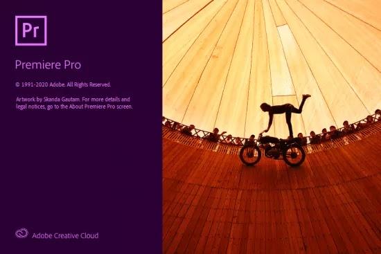 تحميل برنامج Adobe Premiere Pro 2020 v14.3.1.45 لتحرير فيديو احترافي