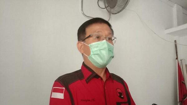 Tolak Dukung Bobby Nasution, 4 Ketua PAC PDIP di Medan Dicopot