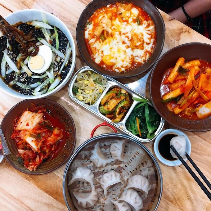 Quán ăn ngon Hàn - Trung, 17 ngõ 100 Trung Kính