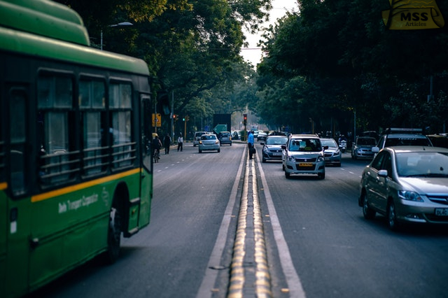 Public Bus for public transportation - MSS Articles